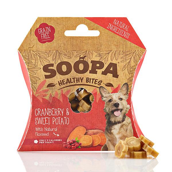 Soopa Cranberry Sweet Potato Healthy Bites