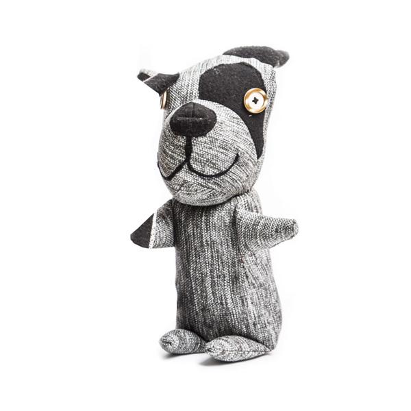 brinquedo reciclado cao cinza.jpg