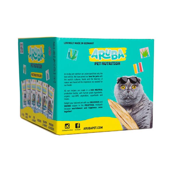 le cleps Aruba Multipack para Gatos lado