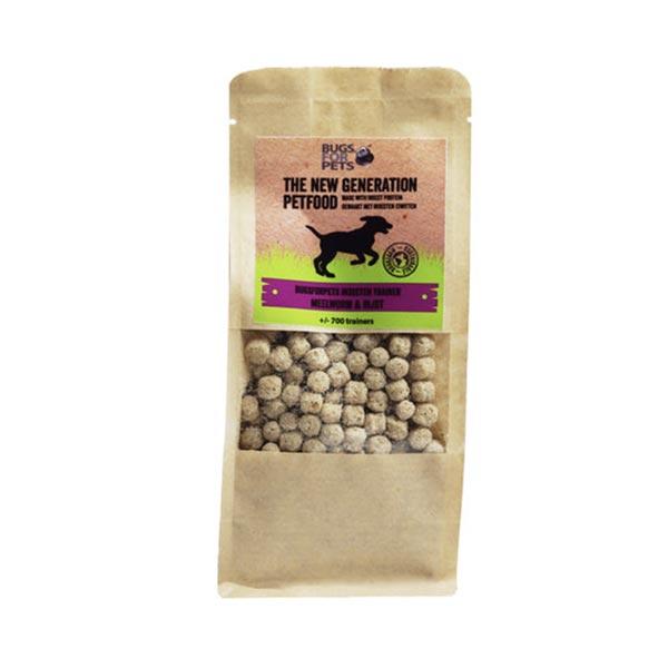 le cleps bugs for pets larva farinha de arroz