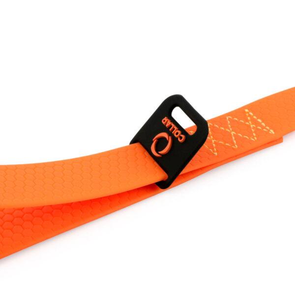 trela evolutor laranja pormenor