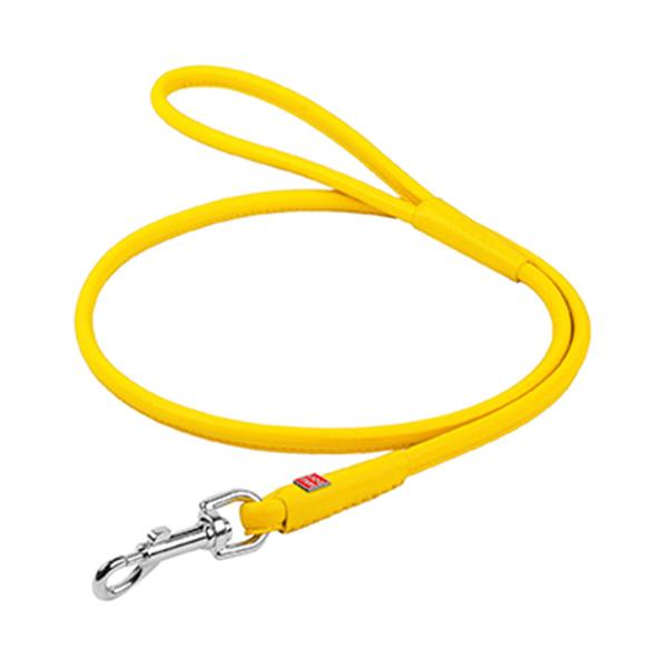 trela glamour amarelo