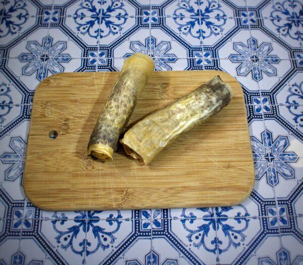 Rolo de Vaca & Bacalhau - Le Clep's