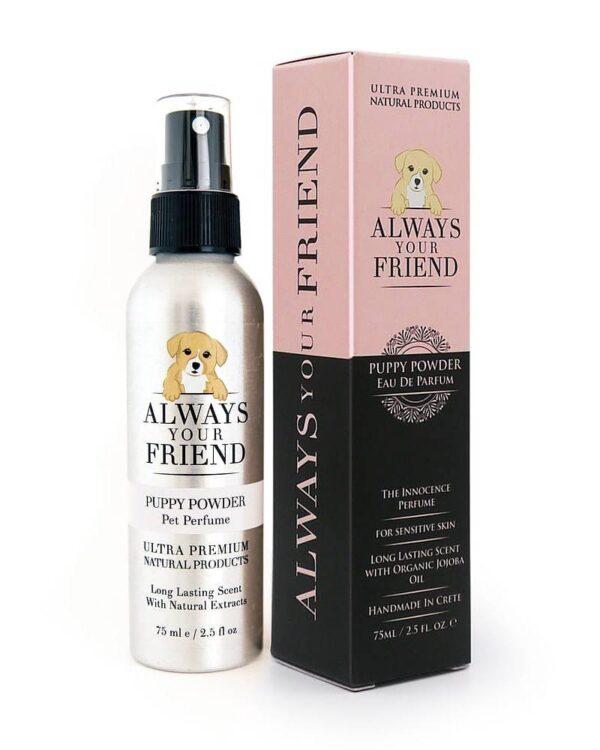 Always Your Friend - Puppy Powder Eau de Parfum - 75 ml - Le Clep's