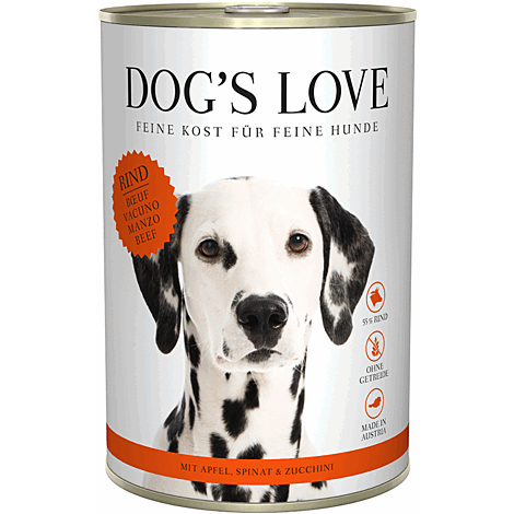 DOG'S LOVE - VACA   ADULTO - Le Clep's