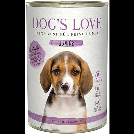 DOG'S LOVE - PUPPY | JÚNIOR – CORDEIRO - Le Clep's
