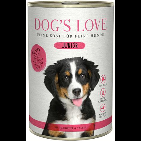 DOG'S LOVE - PUPPY   JÚNIOR – VACA - Le Clep's