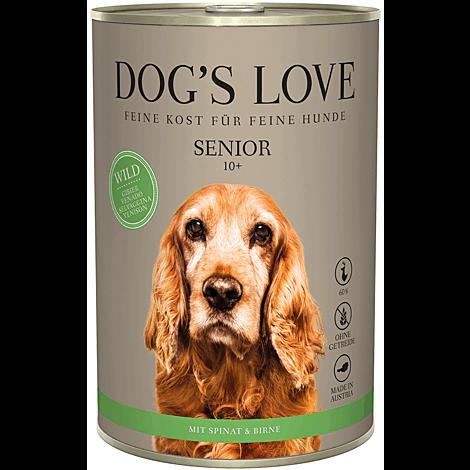 DOG'S LOVE SÉNIOR / VEADO - Le Clep's