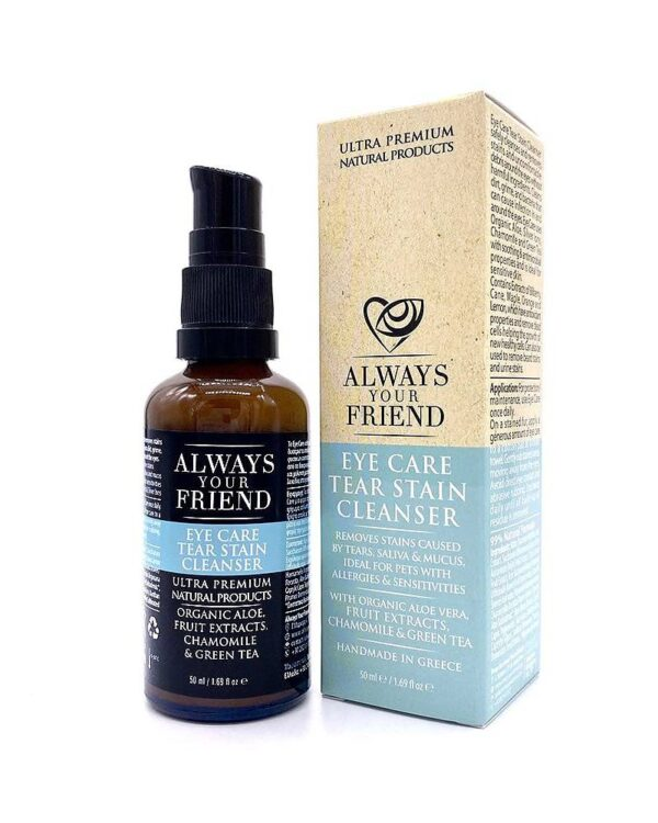 Always Your Friend Eye Care - Tear Stain Cleanser - Le Clep's