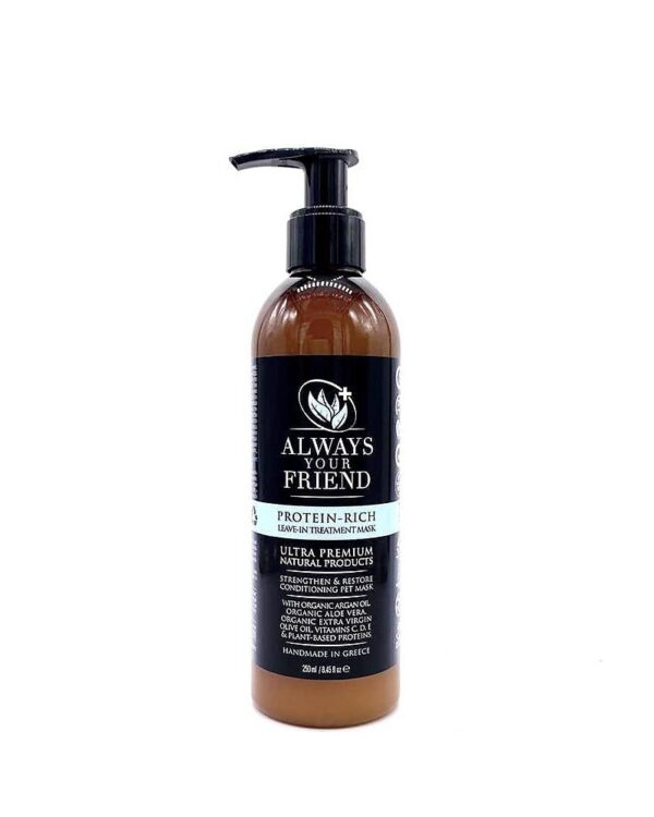 Always Your Friend - Protein Rich Leave in Mask - 250 ml - Le Clep's