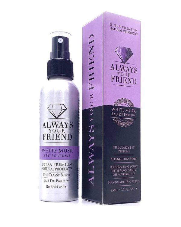 Always Your Friend - White Musk   Eau de Parfum - 75 ml - Le Clep's